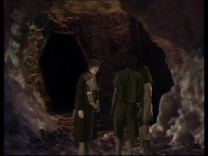 Budget constraints effected Read's early stories - hence extensive use of CSO in Underworld. (http://2013doctorwhomarathon.blogspot.co.uk)